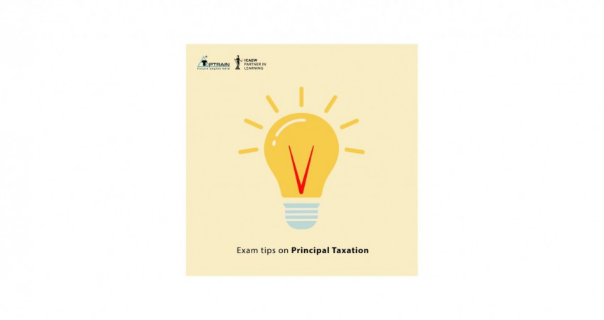 """Bí quyết chinh phục môn """"Nguyên tắc Thuế"""" ICAEW CFAB"""
