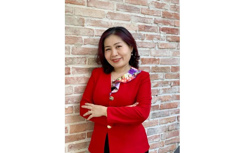 Cô Trần Lê Na, FCCA