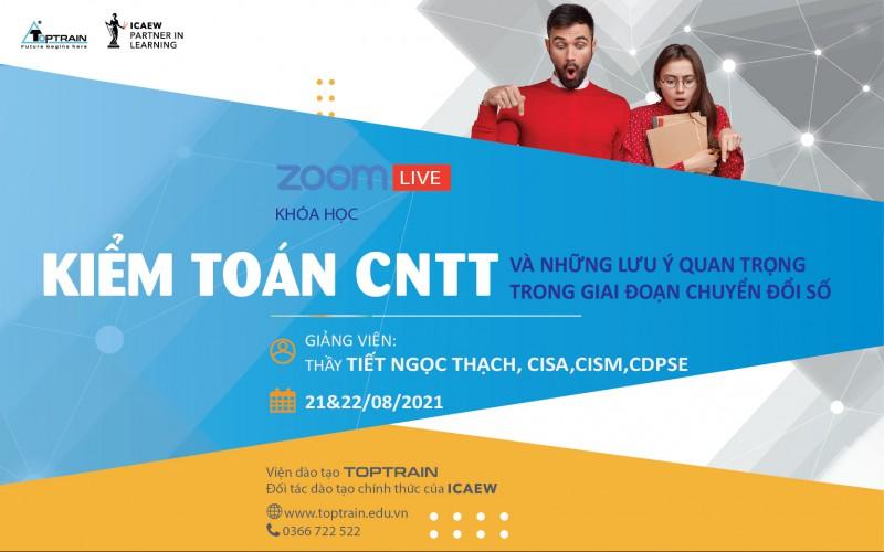 Kiểm toán CNTT và Những lưu ý quan trọng trong giai đoạn chuyển đổi số